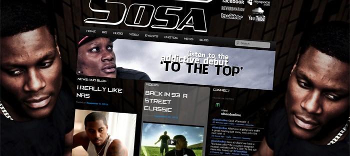 Sosa's Website
