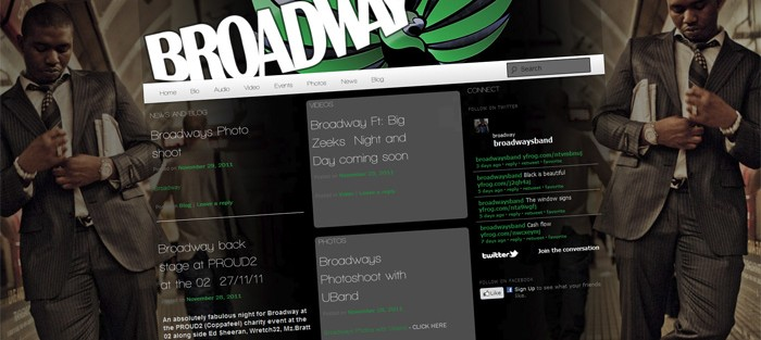 broadway website