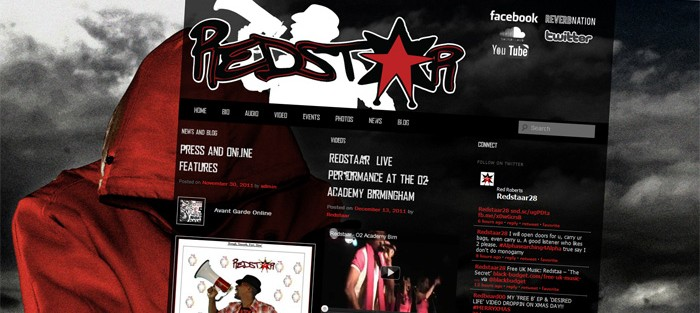 redstaar website