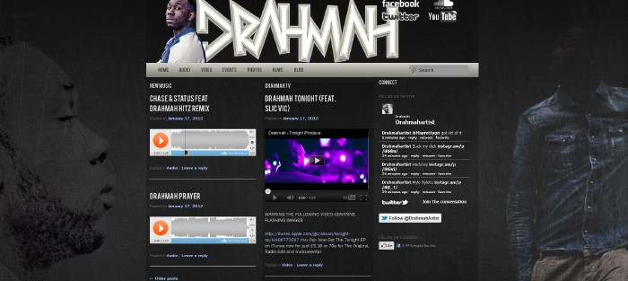 drahmah website